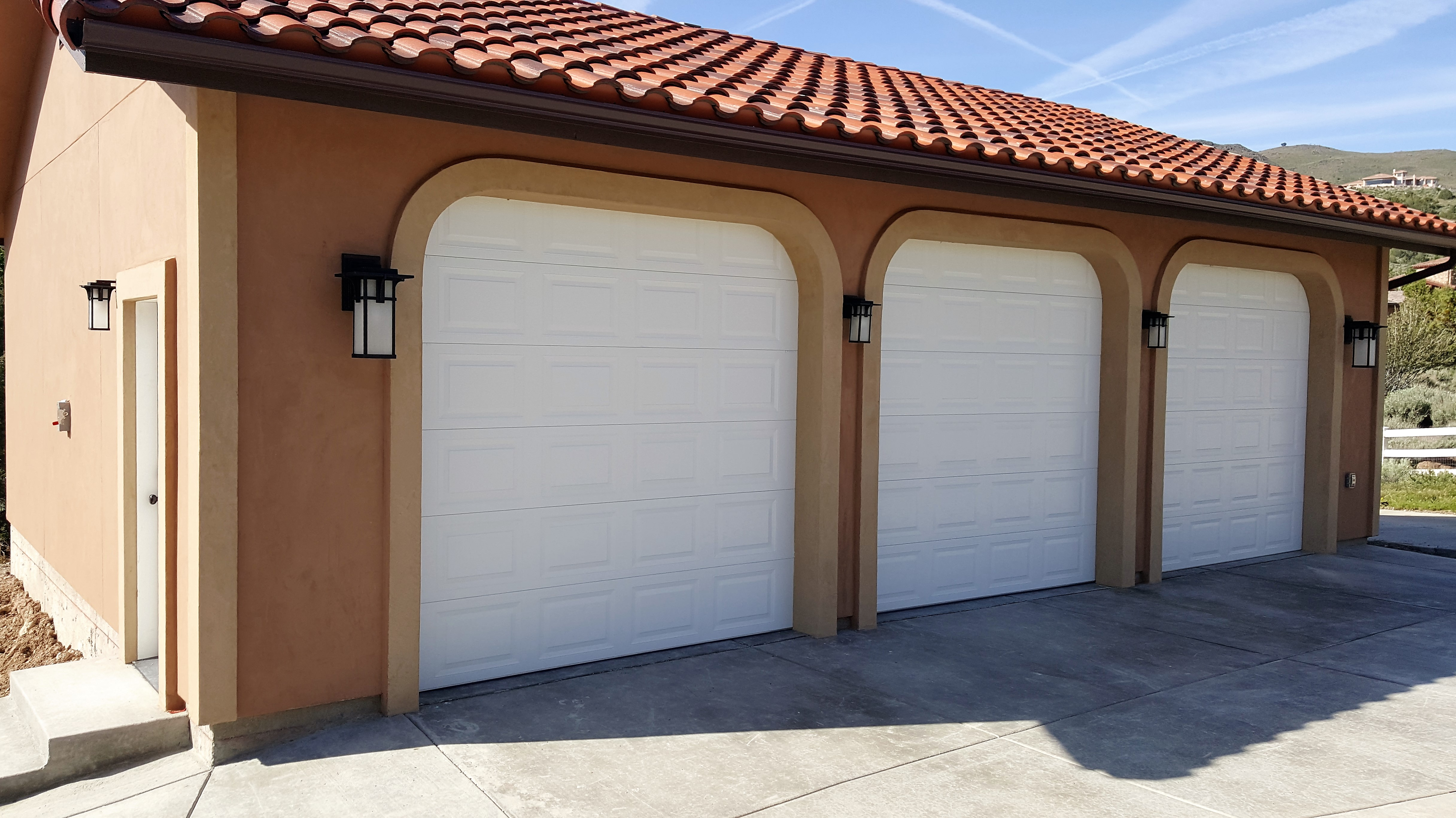 Dlr construction llc our work completed garage completed garage rubansaba